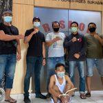 Embat 2 HP, Residivis Curat di Surabaya Kembali Masuk Sel
