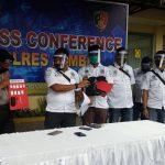 Pemilik Brio Merah Kaca Pecah di Jember Ternyata Residivis Kasus Sabu