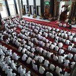 Idul Adha, Masjid Agung Jombang, Gelar Salat Id dengan Protokol Kesehatan