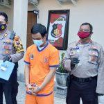 Simpan Sabu, Oknum Satpam di Surabaya Diringkus Polisi