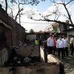 Kios Terbakar, 27 Pedagang Pasar Sukorejo Pasuruan Segera Direlokasi