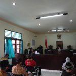 Sidang Pra Peradilan di Tulungagung, Kapolsek Pucanglaban Jadi Termohon