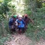 Terjatuh dari Jembatan Kedung Cinet Jombang, Pesepeda Dikabarkan Tewas