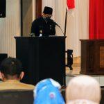 Plt Walikota Pasuruan Sampaikan Nota Keuangan Raperda LPJ APBD 2019