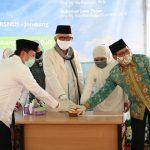 Kunker di Jombang, Menkes Terawan Bungkam Soal Reshufle Kabinet