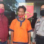 Gila Judi Online, Sarjana Ekonomi Asal Surabaya Nekat Curi Motor di Gresik
