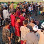 Duduk di Rel Serusi Ponsel, Kenek Truk Tewas Tertabrak Kereta Api di Probolinggo