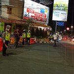 Covid-19, Polresta Kediri Kembali Tutup Beberapa Ruas Jalan Utama