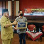 Walikota Blitar, Salurkan 400 Bantuan untuk Seniman dan Pelaku Ekonomi Kreatif
