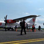 Pesawat di Jember Kembali Terbang, Setelah 3 Bulan Sepi Penumpang