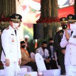 Peringati HUT Ke-75 RI, Gubernur Khofifah Ajak Masyarakat Merdeka dari Covid-19