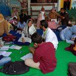 Kehabisan Kuota Internet, Sejumlah Pelajar di Kota Probolinggo Pakai Fasilitas Kecamatan
