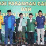 6 Parpol di Sumenep Deklarasi Dukung Fattah Jasin-Ali Fikri, Bupati se Madura Hadir