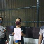 Polisi Gerebek Rumah Tersangka Pengedar Sabu di Surabaya