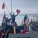 Demo RUU HIP dan Cipta Kerja di Jember, AAB : Selamatkan Bangsa dari Komunisme!