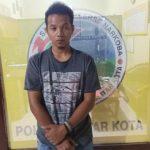 Sembunyikan Sabu di Rokok Apache, Pemuda Sukorjo Kota Blitar Ditangkap