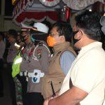 Patroli Gabungan, Warga Tak Bermasker Diberi Sanksi Push Up