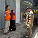 Tegakkan Disiplin, 71 Pelanggar di Kota Pasuruan Terjaring Operasi Masker