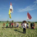HUT Kemerdekaan RI di Lamongan, Mantan Teroris hingga Petani Gelar Upacara Bendera
