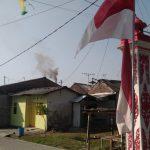 Warga Perumahan di Tunggorono Jombang Keluhkan Asap Pabrik Pengolahan Kayu