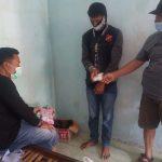 Warga Kediri Ditangkap Polisi Nganjuk Usai Transaksi Pil Double L