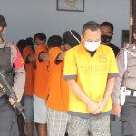 Polresta Blitar Ringkus 11 Pengedar Narkoba Jaringan Lintas Daerah