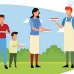 Makan Sambil Berdiri, Kebiasaan yang Patut Dihindari