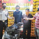 Dua Penjambret Ponsel di Jombang Ditangkap Warga