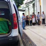 Plt Bupati Sidoarjo Nur Ahmad Syaifuddin Masih Jaga Wudu Sebelum Meninggal Dunia