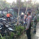 Nasib Tragis Si Penjual Sosis di Ngawi, Rumah Terbakar Tak Tersisa