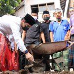 Pesan Plt Walikota Pasuruan di Peletakan Batu Pertama Masjid Jalan Rajawali