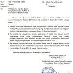 Pemkot Surabaya 'Larang' Warga Gelar Malam Tirakatan dan Lomba Agustusan