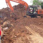 IUP Galian C di Gondang Mojokerto Dipakai Ramai-ramai, ESDM Jatim: Tidak Boleh