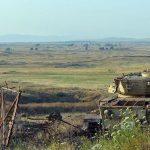 Tank Israel Menerobos Perbatasan Libanon