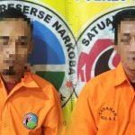 Dua Warga Kertosono Ditangkap Polisi dengan Bukti Sabu 1 Gram