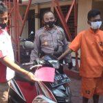 Warga Kediri Gelapkan Motor Waria untuk Beli Sabu-Sabu