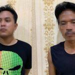 Dua Sopir Pengguna Sabu-Sabu di Pasuruan Diringkus