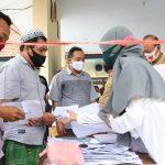 Pemkot Pasuruan Salurkan Bantuan Ekonomi ke Warga Terdampak