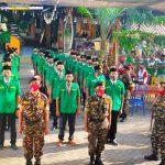 Ketum GP Ansor di Jember: Ansor dan Banser Satu Komando Lawan Radikalisme dan HTI!