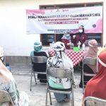 Angka Kesembuhan Covid-19 di Jombang Naik, BPNT Dibagikan Secara Langsung