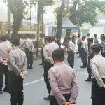 Ledakan Depan DPRD Jember Terjadi Saat 3 Kompi Polisi Sedang Apel Persiapan Pengamanan Demonstrasi