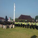 Jelang <em>Sasahan</em> Warga Baru PSHT, Polres Blitar Siagakan 1.300 Personel