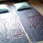 Kasur dan Batal Untuk Rumah Isolasi Desa di Jombang Rata-Rata Belum Terpakai