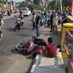 Berboncengan 3, Tabrak Trotoar Jembatan di Tulungagung, Satu Bocah Tewas