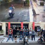 Dor! Dua Pelaku Jambret di Surabaya Ini Pun Tersungkur