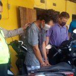Sikat Motor di Sidoarjo, Warga Surabaya Babak Belur Dimassa