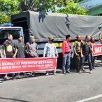 Geruduk Kantor Gubernur Jatim di Surabaya, Massa GRJ Desak Bupati Jember Dicopot