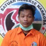 Edarkan Pil Koplo, Pemuda Jekek Ditangkap Polisi Nganjuk