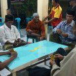 HUT RI di Desa Mangaran Situbondo Dimeriahkan Lomba Domino Sebulan