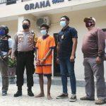 Polisi Tangkap DPO Kasus Pembunuhan Medokan Surabaya di Lumajang